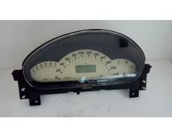 Quadro tachigrafo MERCEDES Classe A W168 1° Serie