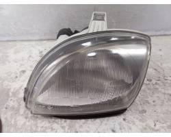 Faro anteriore Sinistro Guida FIAT Seicento Serie (98>00)