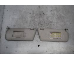 Parasole aletta anteriore Lato Guida MERCEDES Classe B W245 1° Serie
