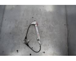 Alzacristallo elettrico post. DX pass. FIAT Grande Punto 2° Serie