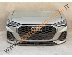 Musata completa + kit Radiatori + kit Airbag AUDI Q3 Serie (8UG)