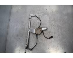 Alzacristallo elettrico ant. DX passeggero FIAT Doblò 1° Serie
