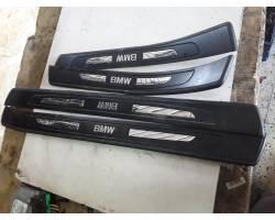 Battitacco BMW Serie 7 E65/E66/E67/E68
