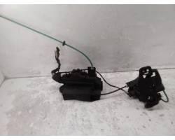 Serratura Anteriore Sinistra FIAT Idea 1° Serie