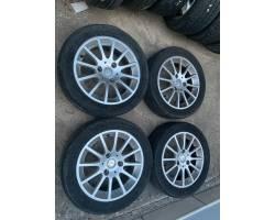 4 Cerchi in lega SMART ForTwo Cabrio 2° Serie