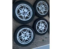 4 Cerchi in lega SMART ForTwo Cabrio 1° Serie