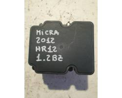 ABS NISSAN Micra 7° Serie