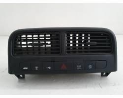 Pulsantiera Centrale con bocchette aria FIAT Grande Punto 3° Serie