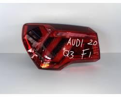 Stop fanale Posteriore sinistro lato Guida AUDI Q3 Serie (8UG)