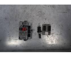 Kit chiave FIAT Idea 2° Serie