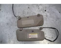 Parasole aletta anteriore Lato Guida PEUGEOT 207 1° Serie