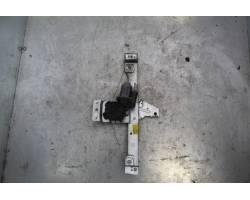 Alzacristallo elettrico ant. SX guida PEUGEOT 207 1° Serie