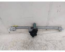 Meccanismo alza vetro Ant. SX RENAULT Trafic Combi 2° Serie