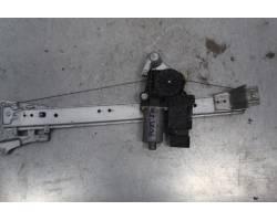 Cremagliera posteriore sinistra guida MERCEDES Classe A W168 2° Serie