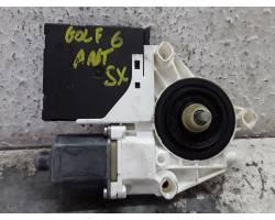Motorino Alzavetro anteriore Sinistro VOLKSWAGEN Golf 6 Berlina (08>12)