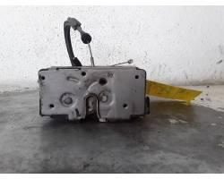 Serratura Posteriore Sinistra FIAT Grande Punto 3° Serie