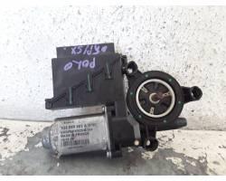 Motorino Alzavetro posteriore Sinistro VOLKSWAGEN Polo 4° Serie