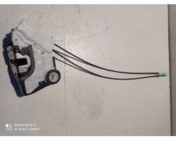 SERRATURA ANTERIORE DESTRA TOYOTA Yaris Serie (14>16) Benzina (2015) RICAMBI USATI