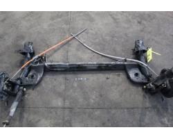 Assale posteriore RENAULT Twingo II serie  (07>14)