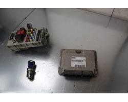 Kit chiave FIAT Doblò 2° Serie