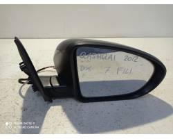 Specchietto Retrovisore Destro NISSAN Qashqai 2° Serie