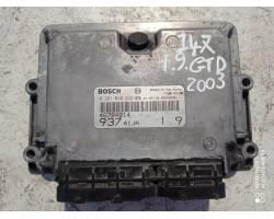 Centralina motore ALFA ROMEO 147 Serie (937) (00>05<)