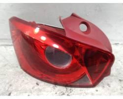 Stop fanale Posteriore sinistro lato Guida SEAT Ibiza Serie (08>12)