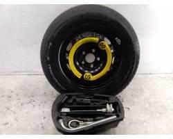 Kit ruota di scorta SEAT Ibiza Serie (08>12)