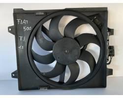 Ventola radiatore FIAT 500 Serie (07>14)