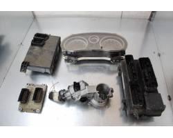 Kit chiave OPEL Corsa D 5P 1° Serie