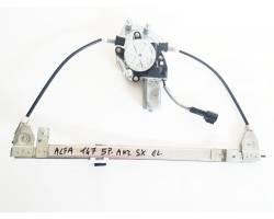 Alzacristallo elettrico ant. SX guida ALFA ROMEO 147 2° serie