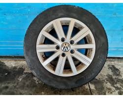 Cerchio in lega VOLKSWAGEN Golf 6 Berlina (08>12)