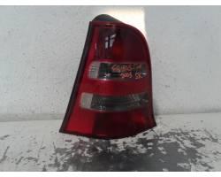 Stop fanale Posteriore sinistro lato Guida MERCEDES Classe A W168 2° Serie