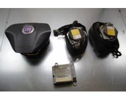 Kit Airbag Completo FIAT Fiorino 2° Serie