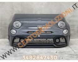 Musata completa + kit Radiatori + kit Airbag ABARTH 500 Fiat