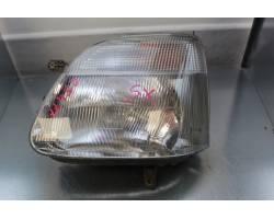 Faro anteriore Sinistro Guida OPEL Agila 1° Serie