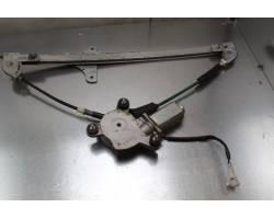 Cremagliera anteriore sinistra Guida OPEL Agila 1° Serie