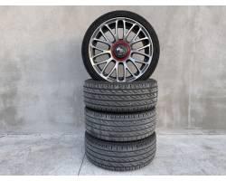Cerchi in lega ABARTH 500 Fiat
