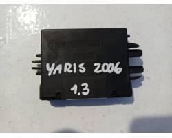 Relè di controllo chiusura centralizzata TOYOTA Yaris 3° Serie