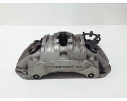 7PP615123 PINZA FRENO ANTERIORE DESTRA PORSCHE Macan Serie S (14>18) 3000 Benzina (2017) RICAMBI USATI