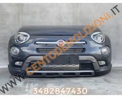 Musata completa + kit Radiatori + kit Airbag FIAT 500 X Serie Cross (16>)