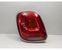 Stop fanale Posteriore sinistro lato Guida FIAT 500 X Serie (15>)