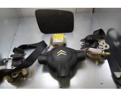 Kit Airbag Completo CITROEN C1 1° Serie