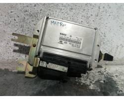 Centralina motore HYUNDAI Matrix 1° Serie