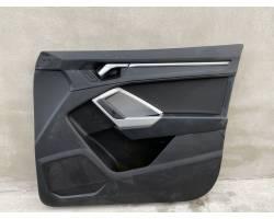 Pannello anteriore destro lato passeggero AUDI Q3 Serie (8UG)