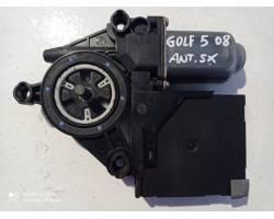 Motorino Alzavetro anteriore Sinistro VOLKSWAGEN Golf 5 Berlina (03>08)