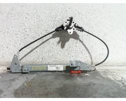 Alzavetro manuale post SX GUIDA FIAT Grande Punto 1° Serie