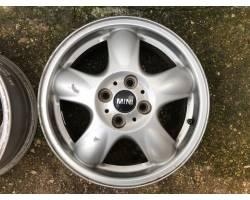 4 Cerchi in lega MINI Cooper 2° Serie