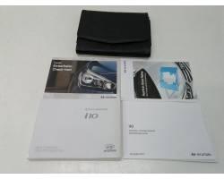 Manuale libretto d'istruzioni HYUNDAI i10 2° Serie