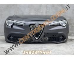 Musata completa + kit Radiatori + kit Airbag ALFA ROMEO Stelvio serie